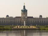Charlottenburg Palace on River Spree  Charlottenburg