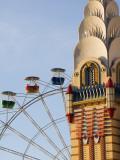 Ferris Wheel at Luna Park