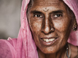 Portrait of Elderly Lad