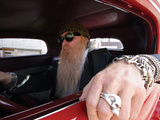 Billy F Gibbons ZZ Top Car