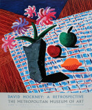 Nature morte aux fleurs Édition limitée par David Hockney