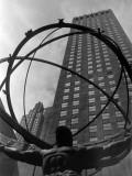 New York City  Statue of Atlas