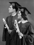 Portrait of High School Graduates