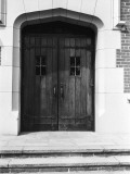 Arched Doorway and Steps
