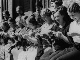 Knitting For Victory