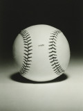 Baseball Ball  Close-Up