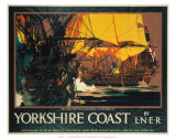 Yorkshire Coast  LNER  c1923-1947
