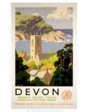 Devon  GWR  c1930s