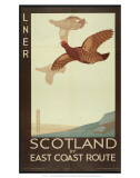 Scotland by East Coast Route  London & North Eastern Railway