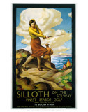 Silloth on the Solway  LNER  c1932