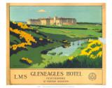Gleneagles Hotel  LMS  c1924-1947