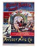 Massey's Toronto Binder  c1890