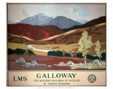 Galloway  LMS  c1927