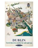 Dublin  BR  c1954