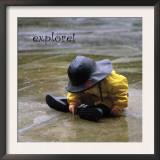 Explore: Child in the Rain