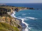 Big Sur Coastline in California  USA