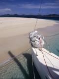 Llewelyn's Charter Trimaran  Buck Island  St Croix  US Virgin Islands
