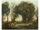Une Matinee (Danse de Nymphes)  1796-1875