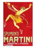 Martini and Rossi  Spumanti Martini