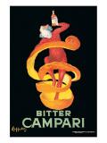 Bitter Campari Giclée premium par Leonetto Cappiello