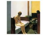 Chambre d'hôtel Giclée premium par Edward Hopper