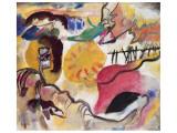 Improvisation No 27 (The Garden of Love)  c1912