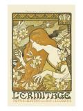 L'Ermitage  Illustrated Magazine