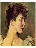 Portrait of Countess von de Leusse