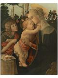 La Vierge avec l'Enfant et St Jean