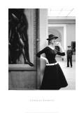 Ivy At The Orangerie Museum  1954