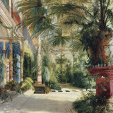 Interior of the Palm House at Potsdam II