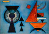 Molle rudesse Reproduction montée par Wassily Kandinsky