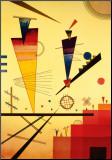 Structure joyeuse Reproduction montée par Wassily Kandinsky
