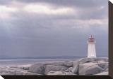Lighthouse  Nova Scotia