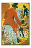 Elixir de Kempenaar Reproduction d'art par Adolfo Hohenstein