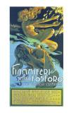 Fiammiferi Senza Fosforo Reproduction d'art par Adolfo Hohenstein