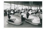 Nuns Driving Bumper Cars  France