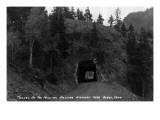 Colorado - Million Dollar Highway Tunnel near Ouray