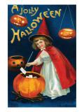 Jolly Hallowe'en