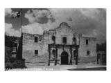 San Antonio  Texas - The Alamo