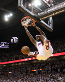 Boston Celtics v Miami Heat - Game Five  Miami  FL - MAY 11: LeBron James