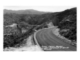 Arizona - Globe-Superior Hwy View of Pinal Creek Bridge