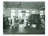 Harold S Davies  Inc Service Department  Circa 1930