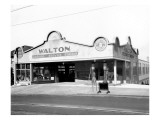 Walton Garage and Service Station  1926