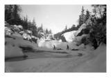 Alaska  Skagway Trail  1898