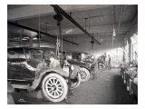 Second Hand Car Shop  1921