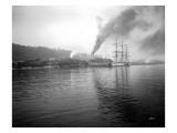 Tacoma Waterfront  1915