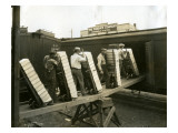 Loading Boxes of Cherries  Kenniwick  1928