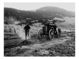 Drilling Rock  Montana  1916