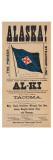 """Alaska! Pacific Coast Steamship Company""  1899"